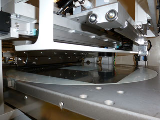 CsI Cut: X-ray scintillator cutter